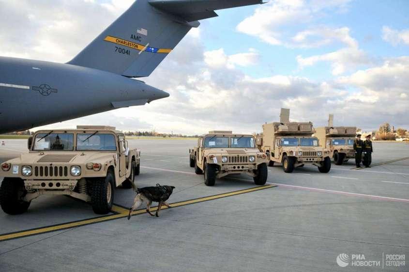 «Им нужна кровь»: для чего США вооружают армию Украины