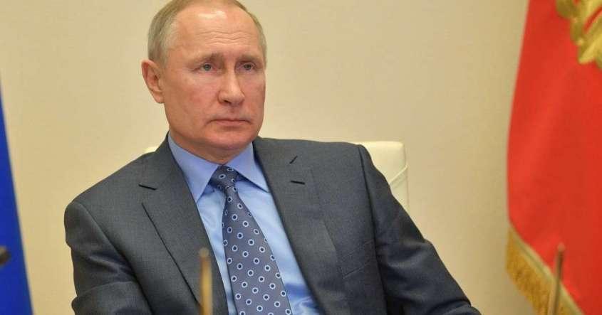 Владимир Путин усомнился в законности самозахвата русских земель при распаде СССР