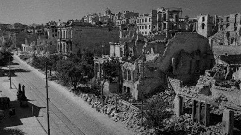 ФСБ рассекретила архивы преступлений нацистов в Крыму во время Великой Отечественной войны