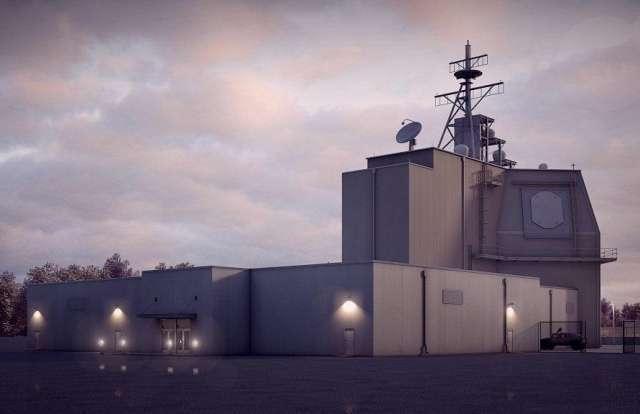 Установки для американского противоракетного комплекса Aegis Ashore