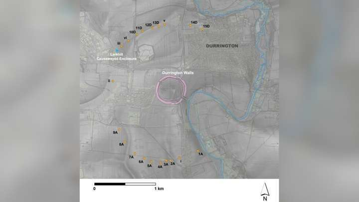Вблизи Стоунхенджа найден древний памятник невероятных размеров