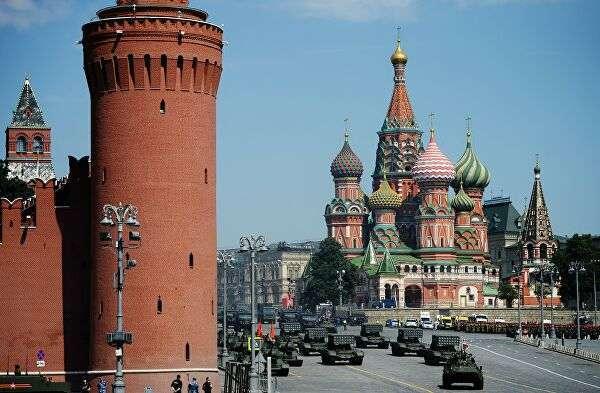 Что ждать от парада Победы – 2020: такого в Кремле еще не было