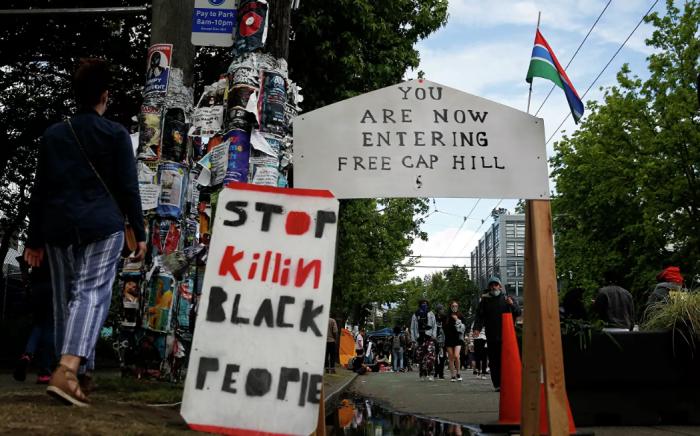 Гражданская война в США: Сиэтлскую «народную республику» сливают в унитаз
