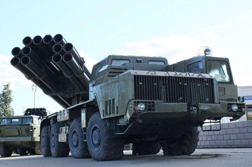 Новинки военной техники показанные на Параде Победы в Москве