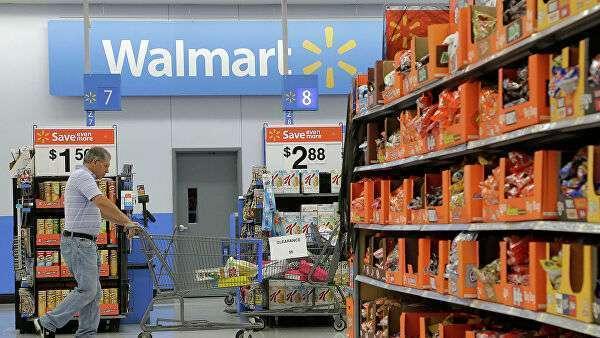Магазин сети Walmart