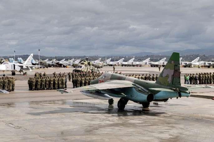 ВКС России в Сирии, Ливии. Ближний Восток, Африка далее везде