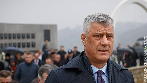 Сербия вынудила Трампа поменять отношение к Косово