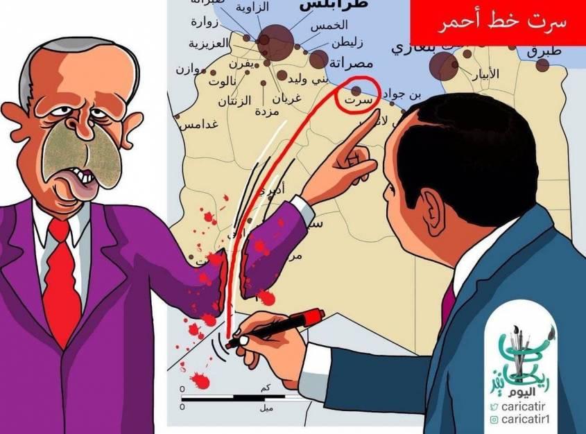 Коротко по Ливии. Оперативная пауза. У Эрдогана не хватает решимости