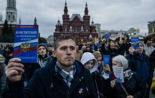 От оккупационной ельцинской конституции – к суверенной путинской