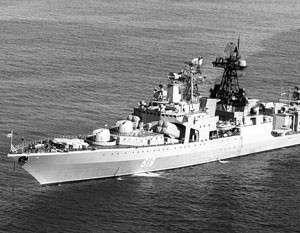 Корабли ВМФ России зашли на учения в Ла-Манш