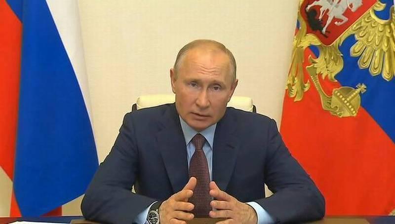 Владимир Путин рассказал, как человек может стать лучше