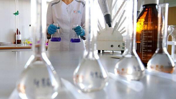 Приготовление химического раствора в лаборатории