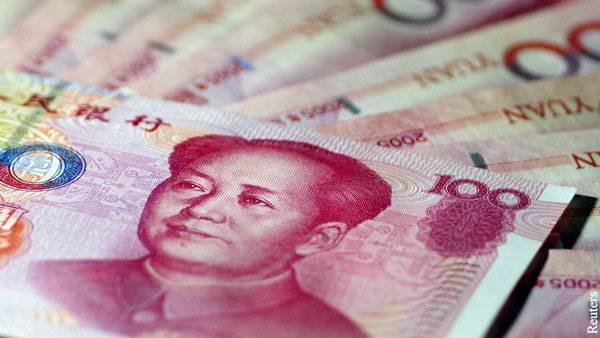 Дедолларизация. Китай готовится к «финансовому разводу» с США