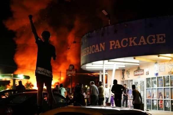 Уличная война в США: волна перестрелок и убийств, бунтовщики грозят перевернуть Штаты (ФОТО) | Русская весна