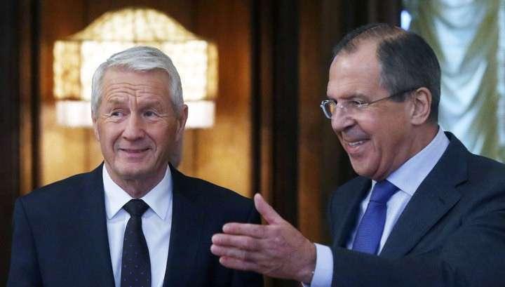 Россия выступает за налаживание устойчивых контактов Киева с Донецком и Луганском