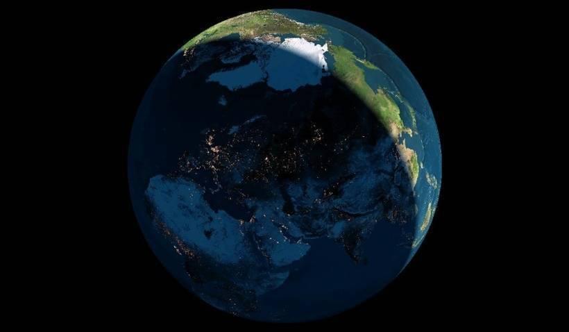 В каких случаях белая раса заселяла только северные полушария планет?