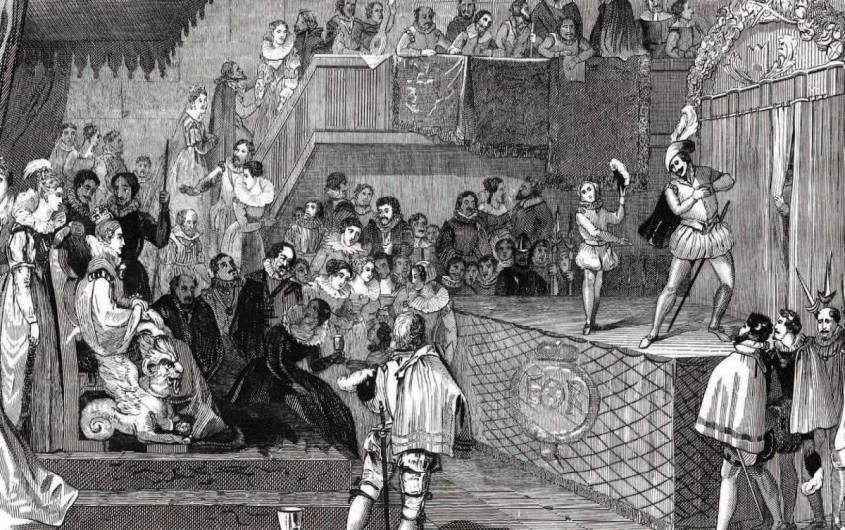 Охота на детей в «старой доброй» Англии на улицах елизаветинского Лондона