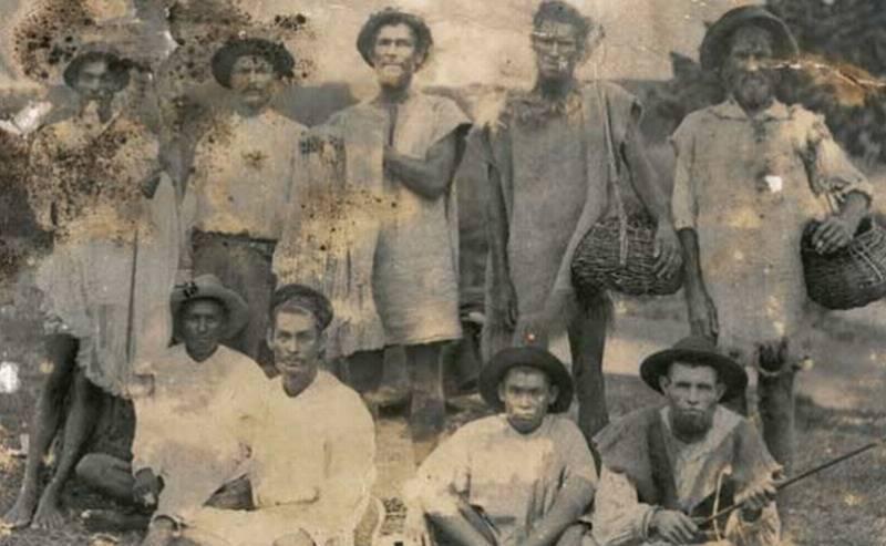 История белого рабства в США сегодня старательно замалчивается