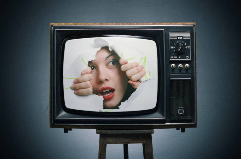Ужас, в который превратилось современное российское телевидение