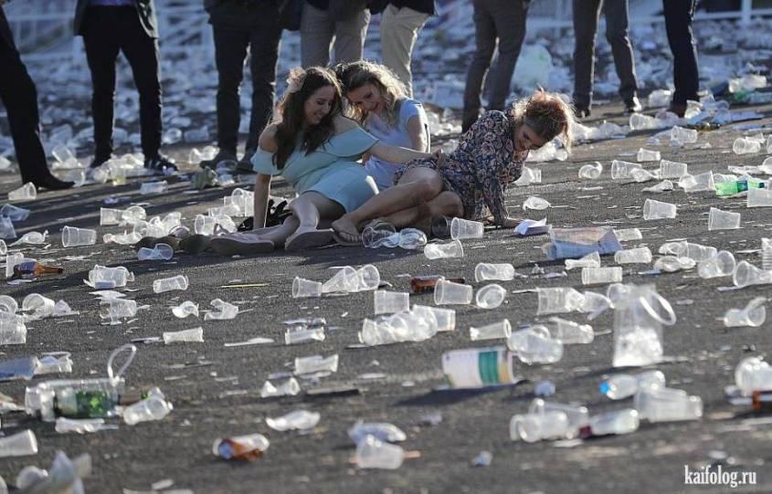 Англичане пьяницы из пьяниц, английская «элита» как бухала, так и продолжает бухать