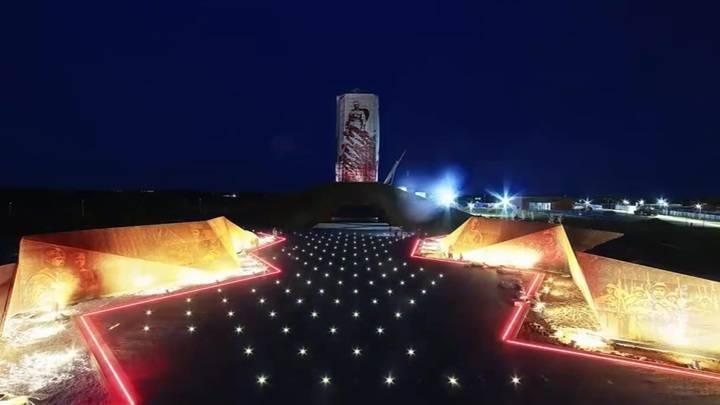 Президенты России и Белоруссии откроют мемориал под Ржевом