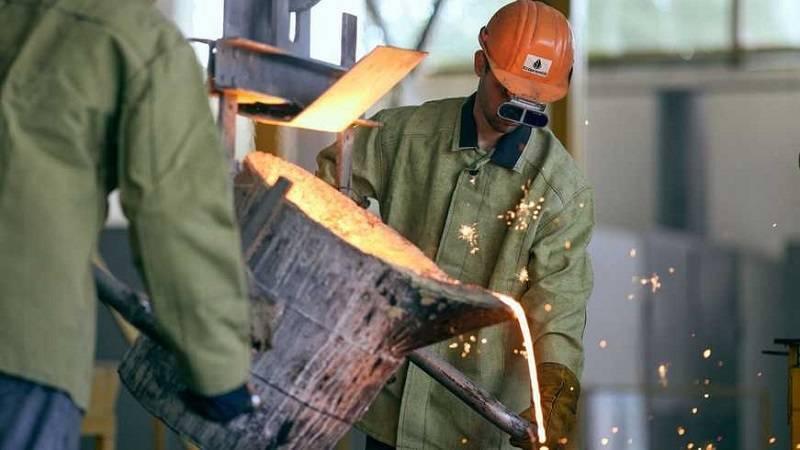 На Украине стремительно сокращается промышленное производство