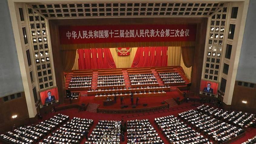 В Китае приняли «Закон о национальной безопасности Гонконга» для борьбы с иностранными агентами