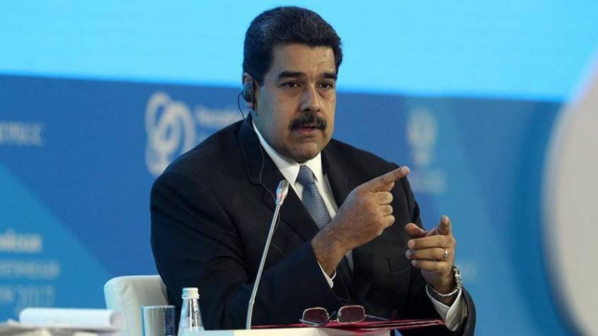 Мадуро прогнал посла ЕС из Венесуэлы в ответ на новые санкции Евросоюза