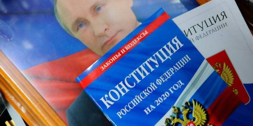 Почему настоящий враг России просто обязан голосовать против поправок в Конституцию