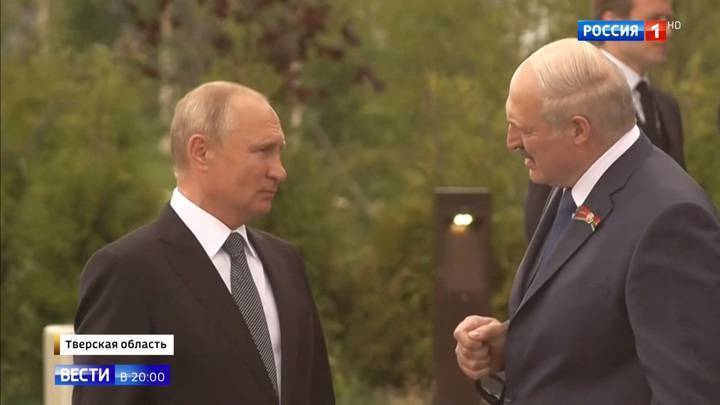 Встреча Путина и Лукашенко подо Ржевом: эксклюзивные детали