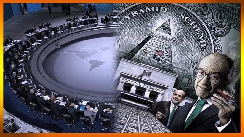 Каббала власти. О феномене и опасности «мирового еврейства». Компиляция