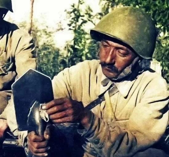Рукопашная схватка с советскими бойцами стала для немцев полной неожиданностью