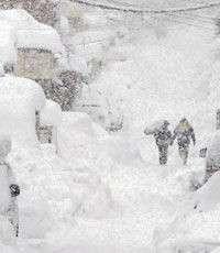 Путинский снег