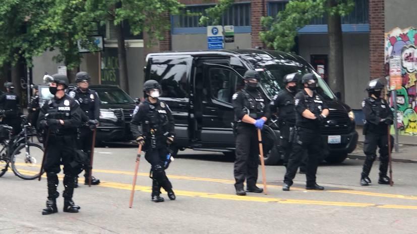 Полиция США зачистила в Сиэтле «автономную зону» протестующих. Что сейчас происходит в центре Сиэтла