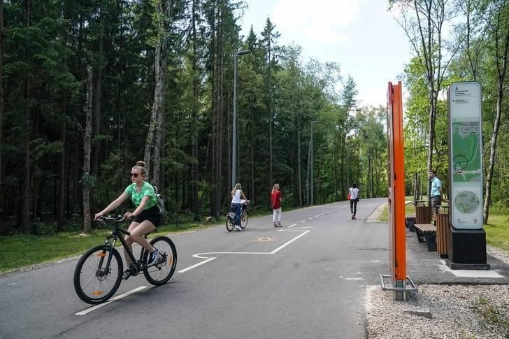 Парк «Филатов луг» открыли в Новой Москве