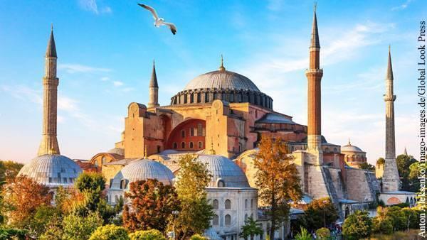 Эрдоган совершает важнейшее символическое действие по воссозданию Османской империи
