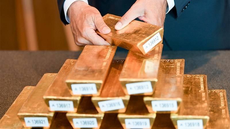 США и Британия украли чужого золота на триллионы