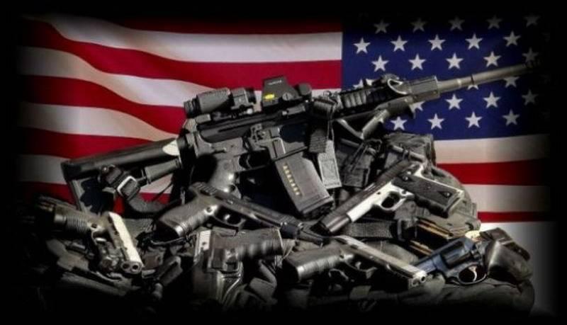 В США колоссальный рост продаж огнестрельного оружия