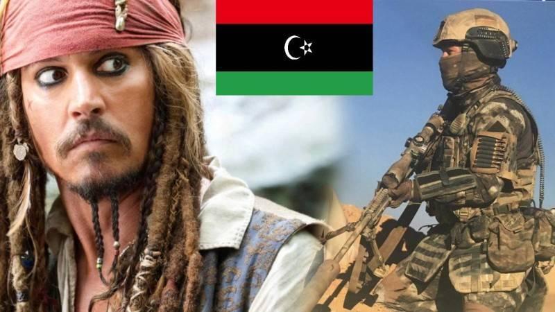 Война в Ливии. Война в Ливии. Международного права в Средиземном море больше нет