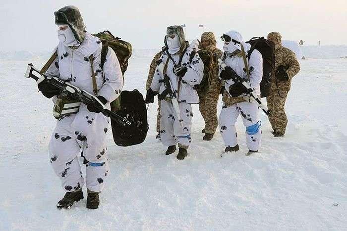 ВоенныеРФ заселили второй городок вАрктике— намысе Шмидта