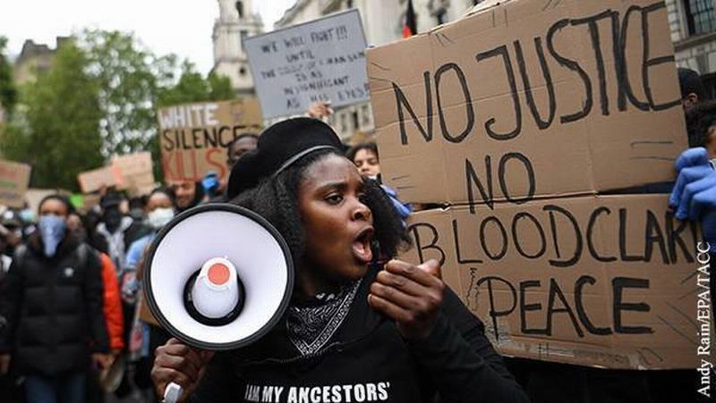 Интеллигенция из университетов США и Британии разжигает ненависть против белых