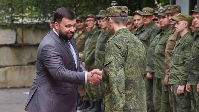 Донецк окончательно отказался возвращаться на Украину, будущее ДНР только с Россией