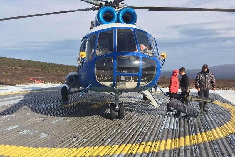 Мобильные вертолетные площадки и дороги. Сделано в России. Репортаж
