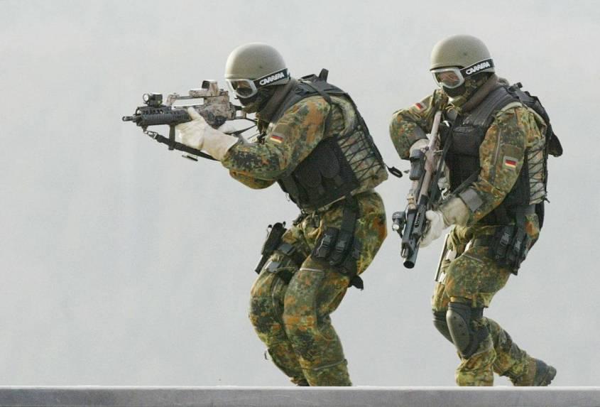Спецназ Германии за фюрера. В чем обвиняют элитные войска