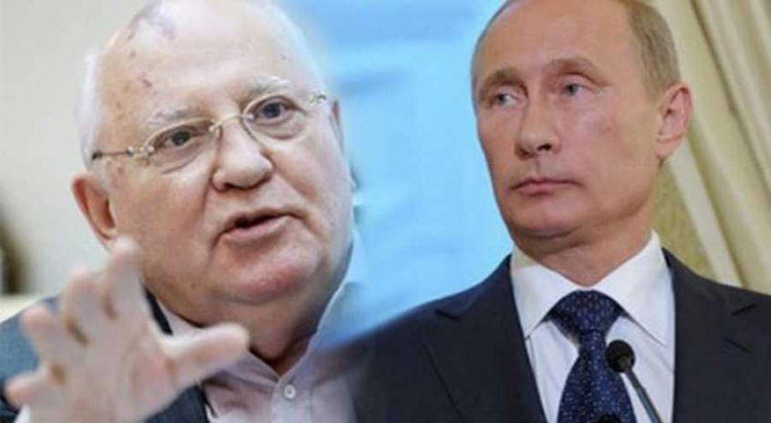Конституция Путина: прощание с