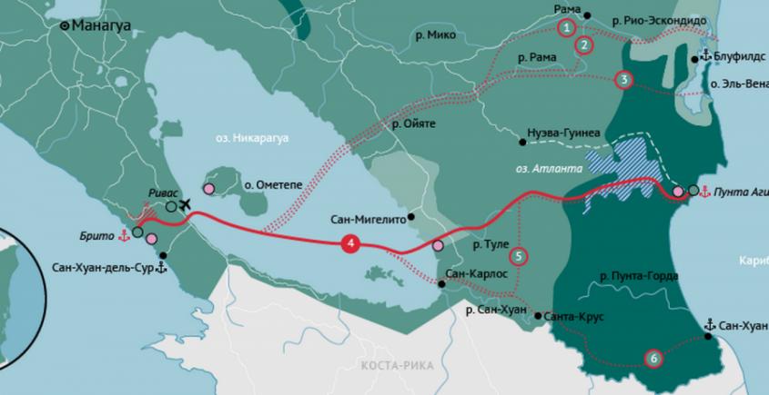 Никарагуанский канал – это мощный удар России по США