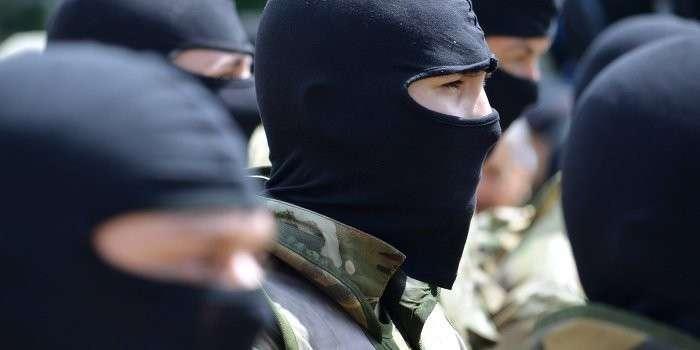 В Константиновке расквартирован батальон франкоговорящих наёмников