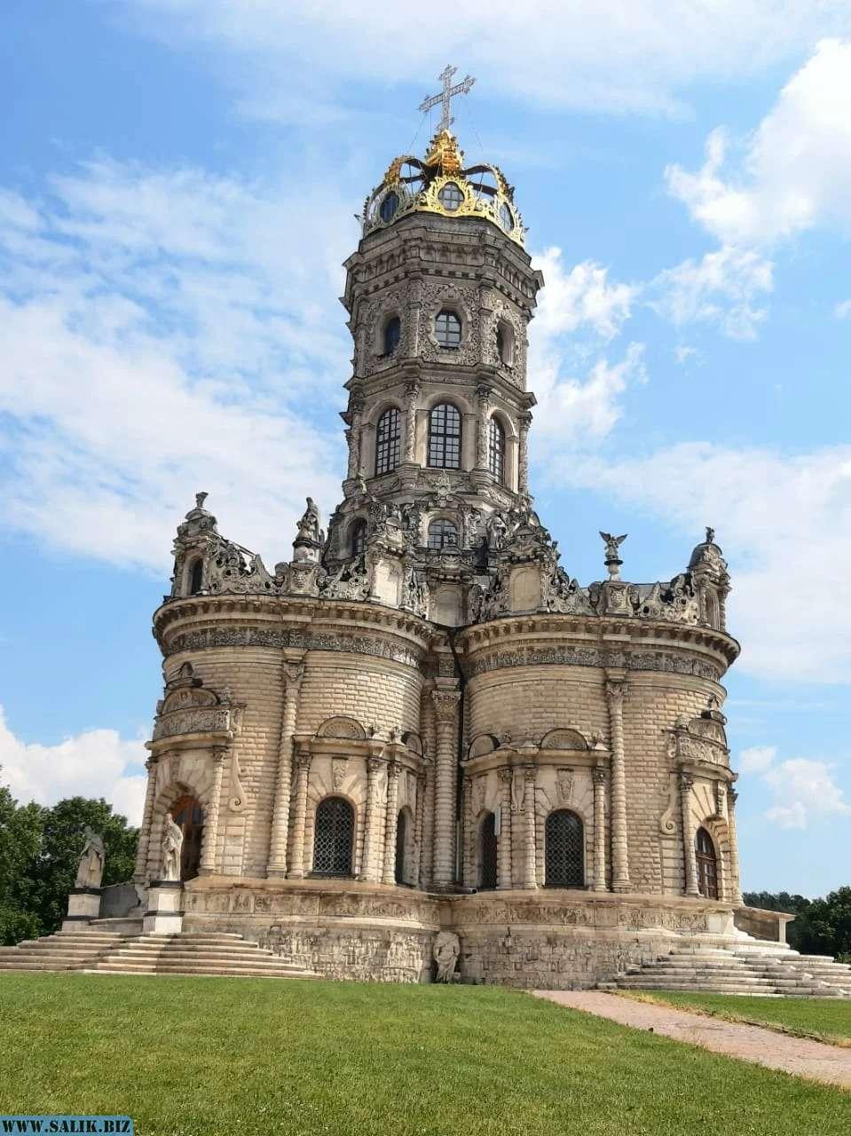Не уничтоженный дохристианский храм в подмосковном Подольске