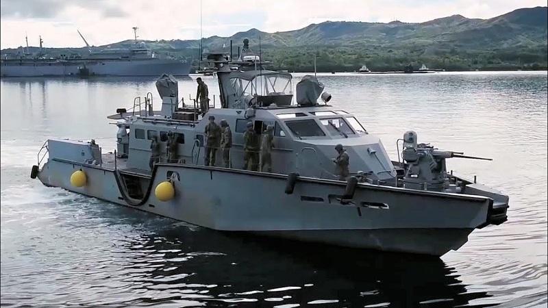США готовят России горячую «катерную прогулку» по Азовскому морю