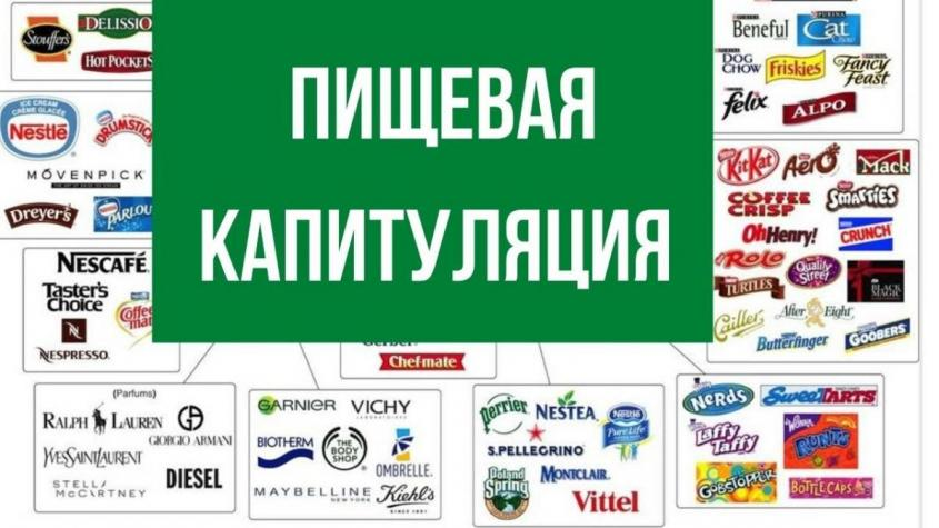 Как Россию захватили транснациональные пищевые корпорации
